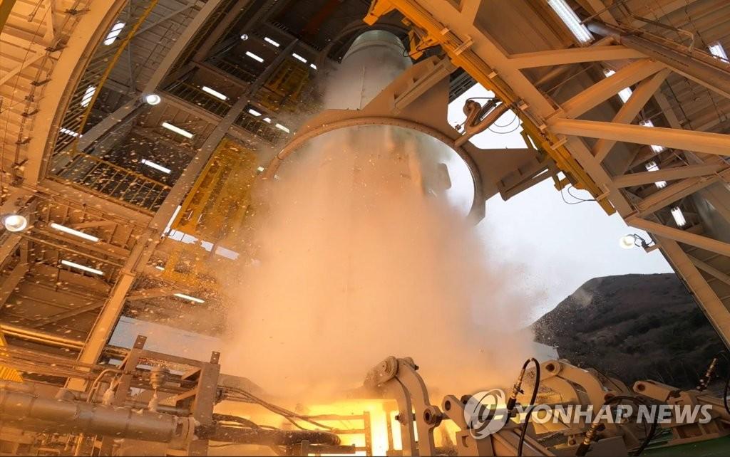 """韩运载火箭""""世界""""号将于10月首次试射"""