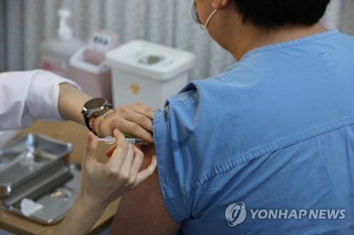 韩防疫部门:112人接种疫苗后出现一般不良反应