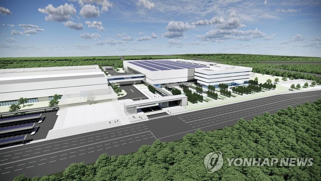 现代汽车广州氢能电池厂动工