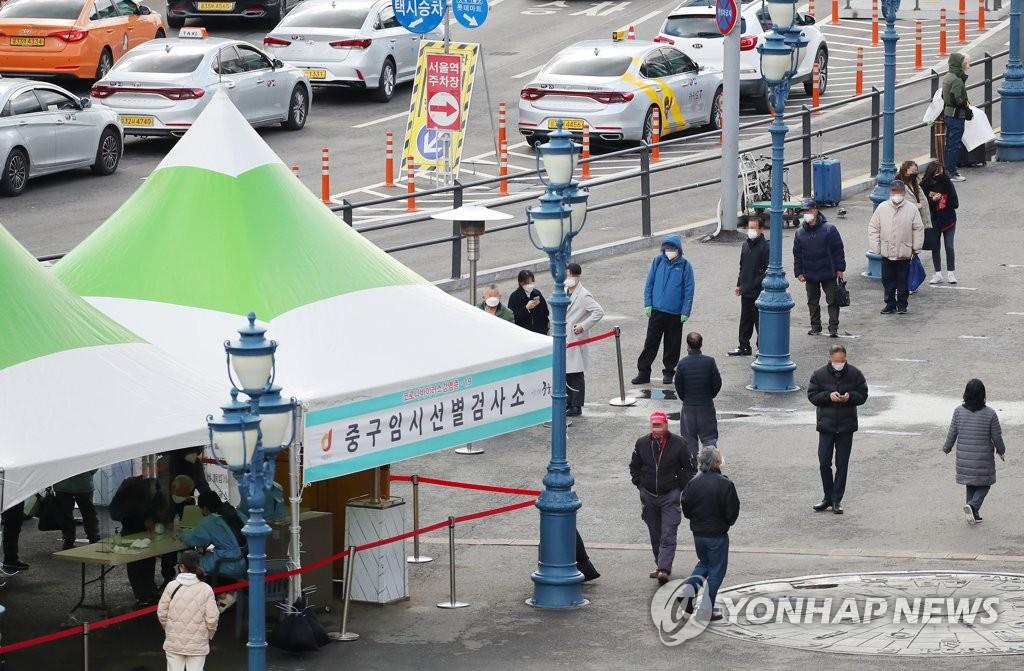 简讯:韩国新增444例新冠确诊病例 累计90816例