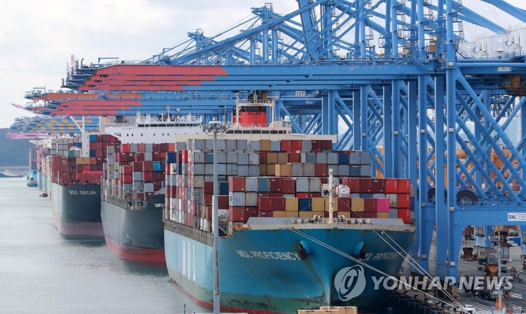 详讯:韩国6月出口同比增39.7% 创同月新高