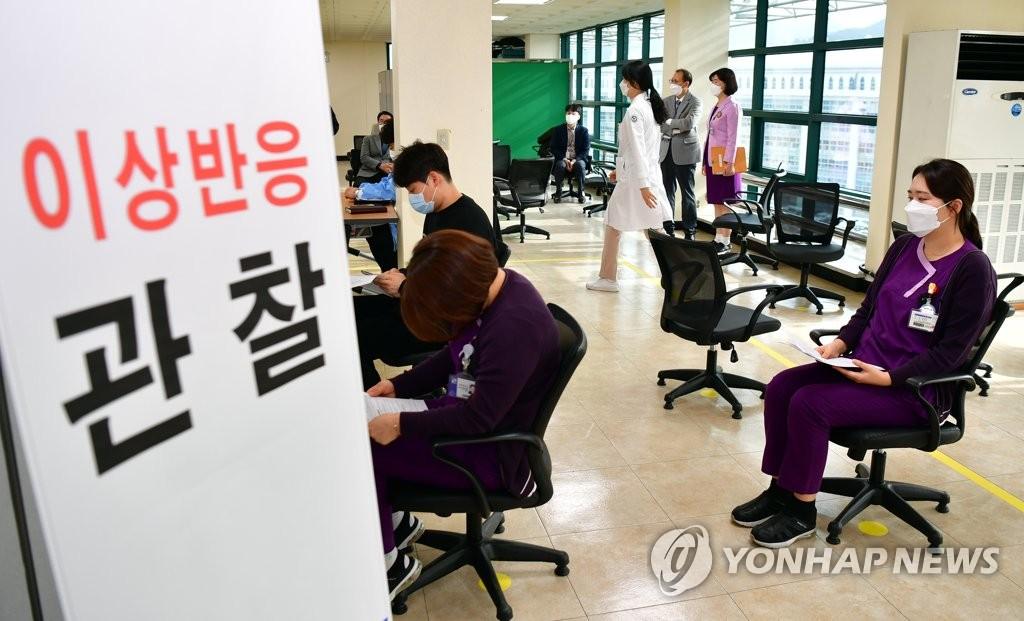 韩国昨有51起接种疫苗后现不良反应报告