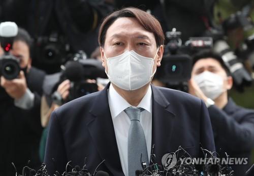 详讯:韩检察总长尹锡悦表明辞意