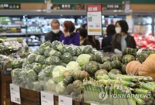 详讯:韩国3月CPI同比上涨1.5%