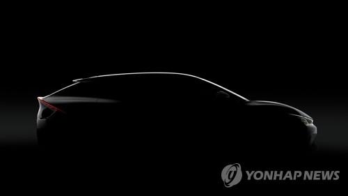 起亚发布电动汽车专属品牌首款车型EV6预告照
