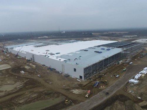 LG能源解决方案与通用在美建第二家合资电池厂