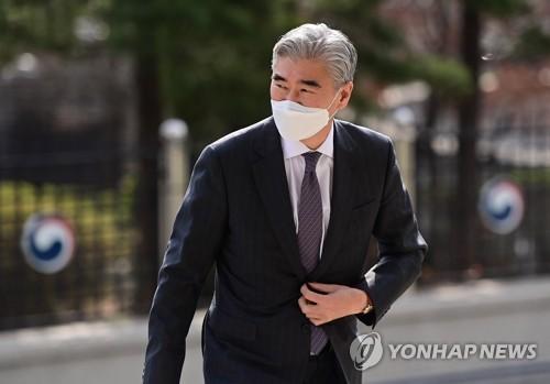 消息:美对朝代表访韩期间或会见统一部高官