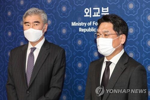详讯:韩美日对朝代表下周在韩举行双边和三边会谈