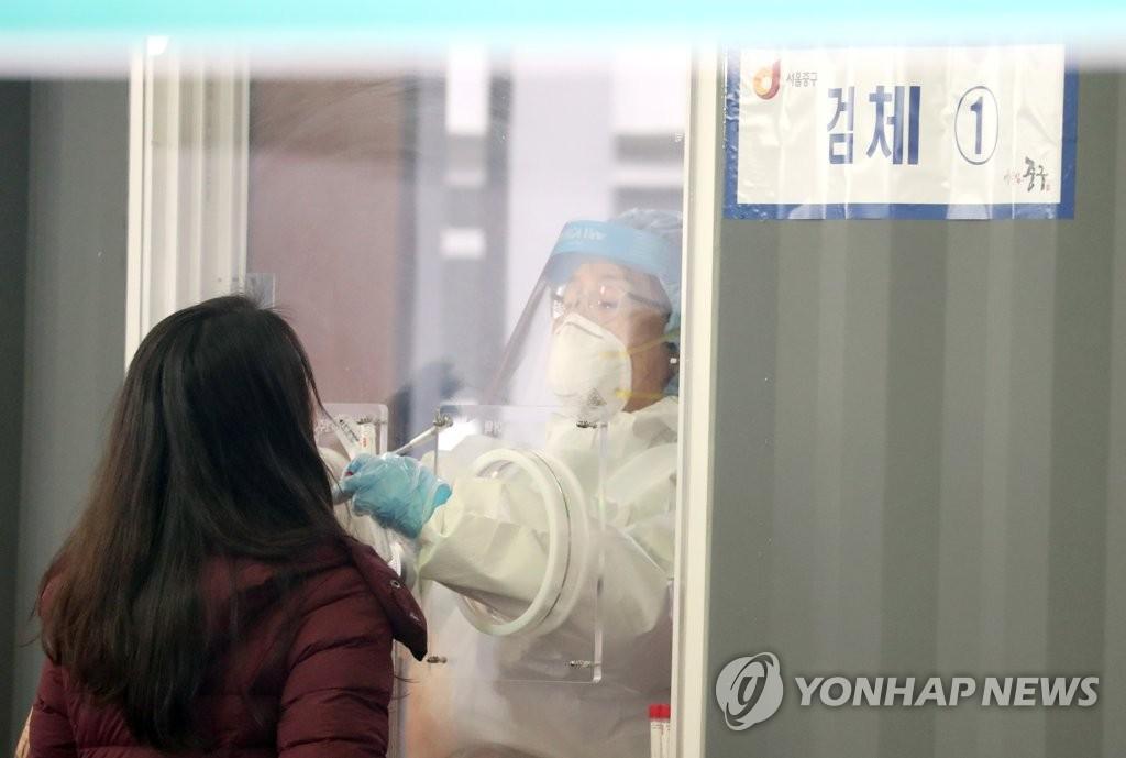 简讯:韩国新增384例新冠确诊病例 累计102141例