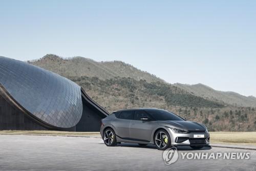 起亚电动汽车EV6在欧洲预售量超7300辆