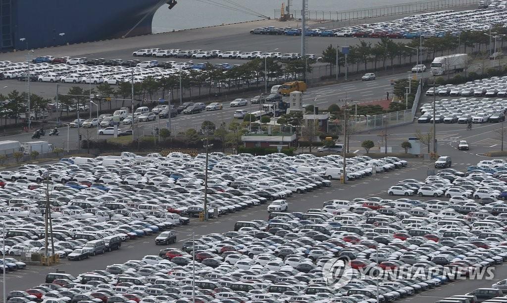 韩5月汽车生产出口同比均增加 内销减一成