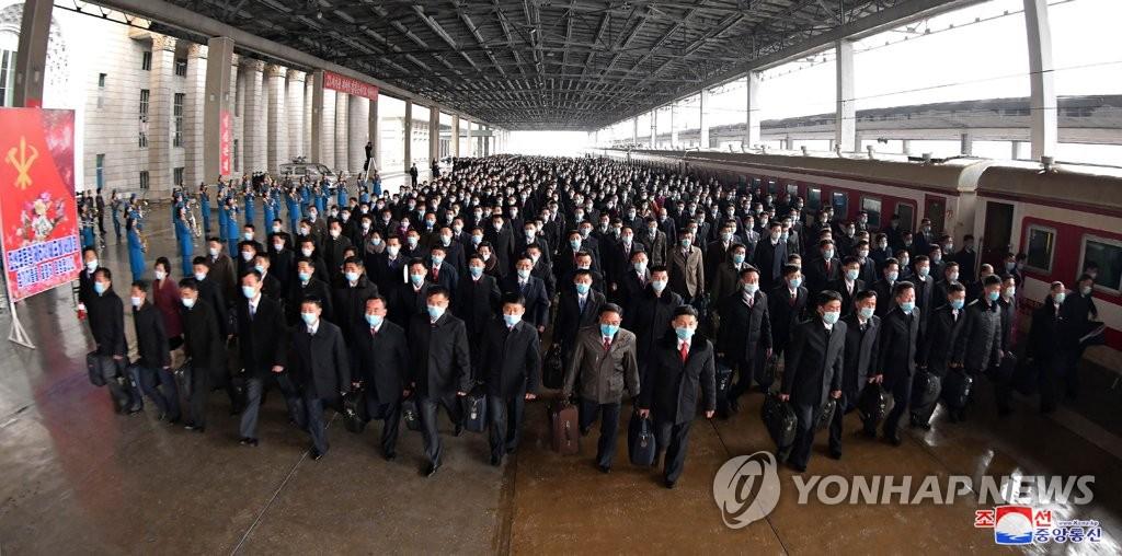 朝媒:劳动党基层书记参观革命圣地