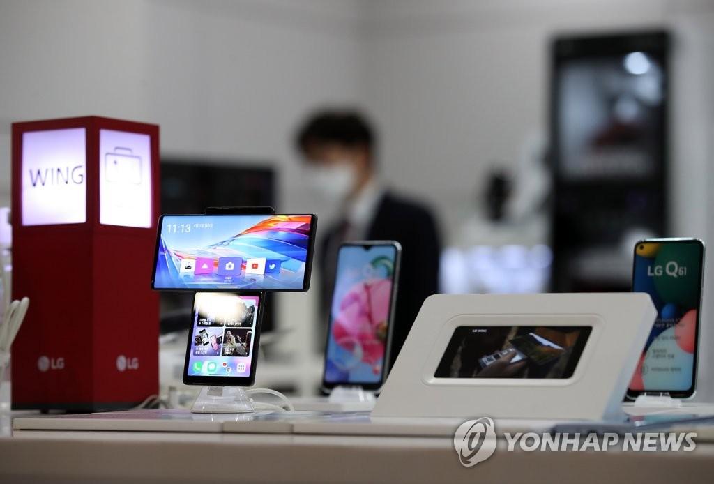 LG电子将重新调配3700名手机业务人员