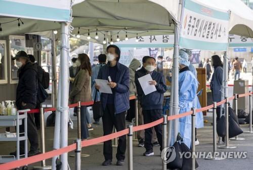 详讯:韩国新增731例新冠确诊病例 累计111419例