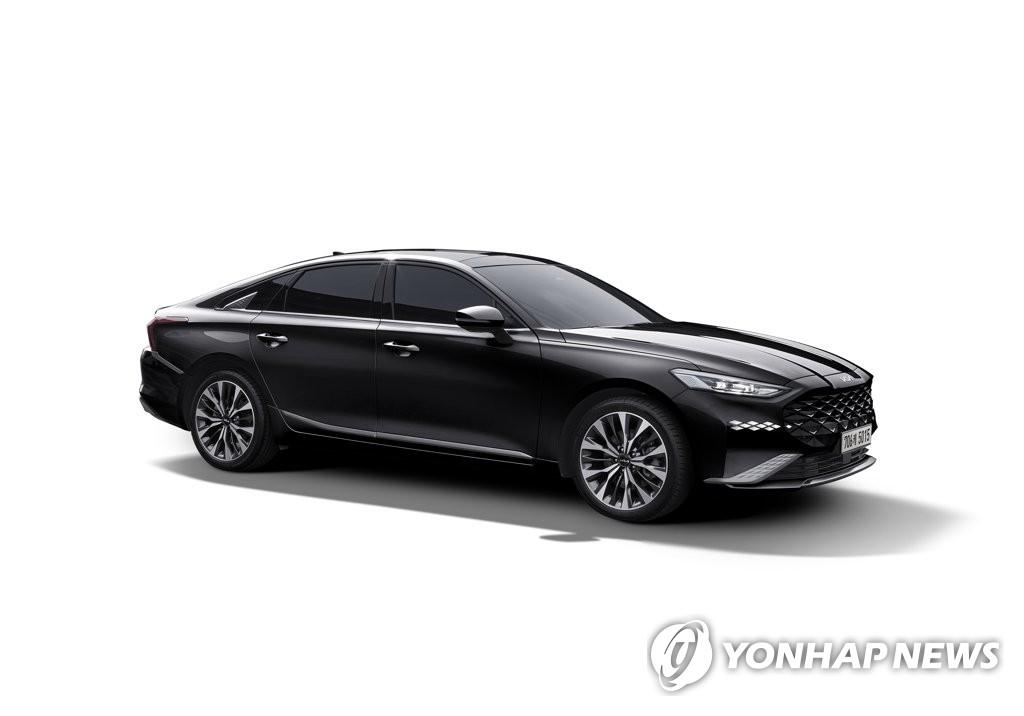 起亚全新中大型轿车K8