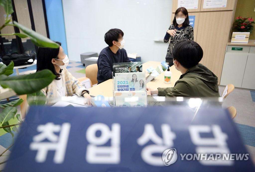 简讯:韩6月就业人口同比增58.2万人 失业率3.8%