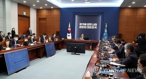 韩政府敲定6项新冠特别防疫对策
