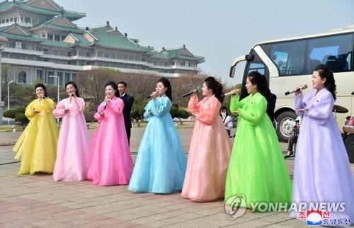 朝鲜庆祝金正恩执政9周年