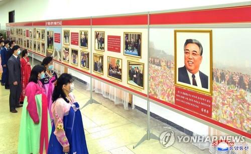 朝鲜太阳节庆祝氛围浓厚 无挑衅迹象