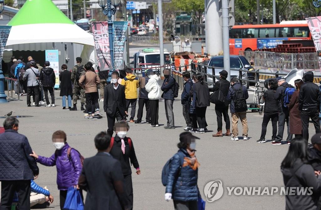 详讯:韩国新增698例新冠确诊病例 累计112117例
