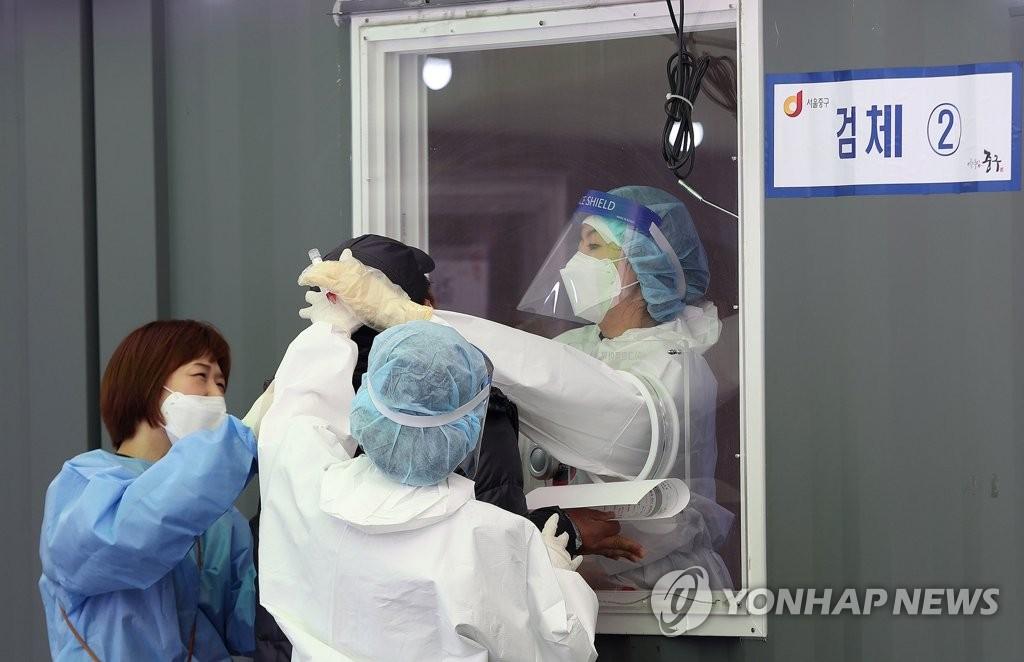 详讯:韩国新增673例新冠确诊病例 累计112789例