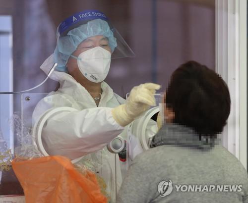 简讯:韩国新增673例新冠确诊病例 累计112789例