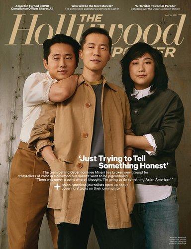 《米纳里》登美国电影周刊封面