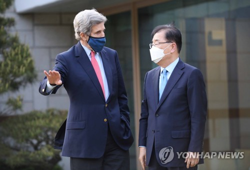 美气候特使:坚信日本与国际原子能机构就核水入海紧密合作