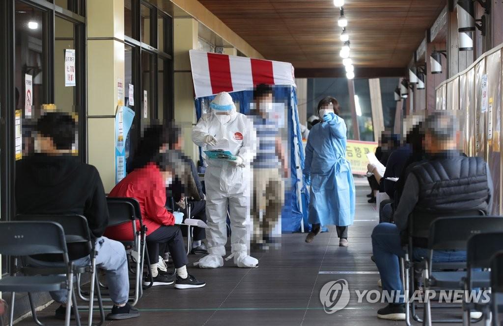 详讯:韩国新增731例新冠确诊病例 累计115926例
