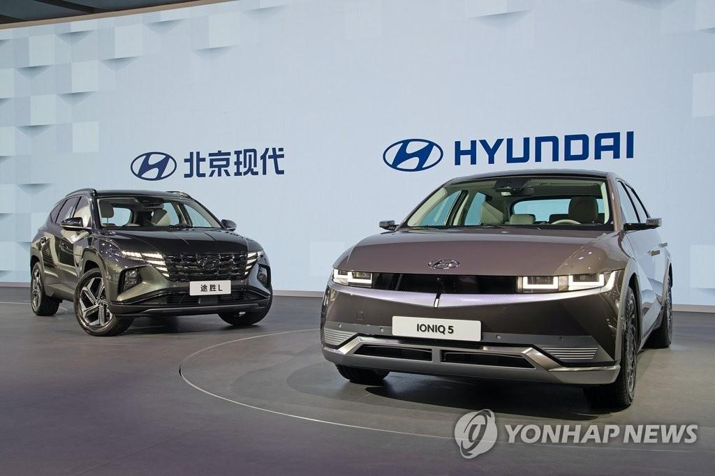 现代汽车计划2025年售出56万辆电动汽车