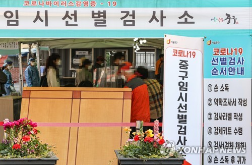 简讯:韩国新增731例新冠确诊病例 累计115926例