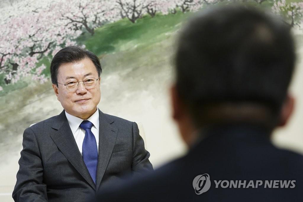 详讯:文在寅今将出席领导人气候峰会