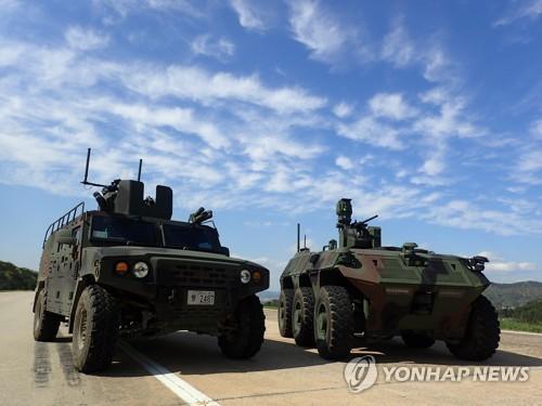 韩国完成无人侦察车探索式开发