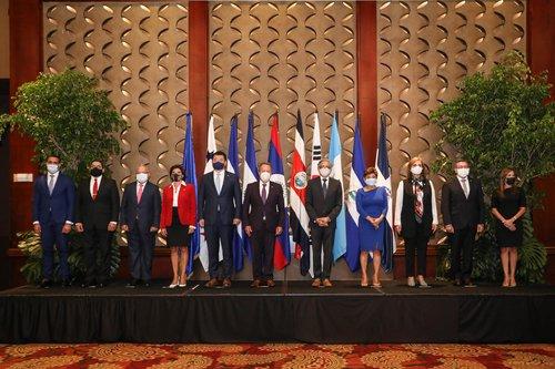 韩国和中美洲国家发表联合声明