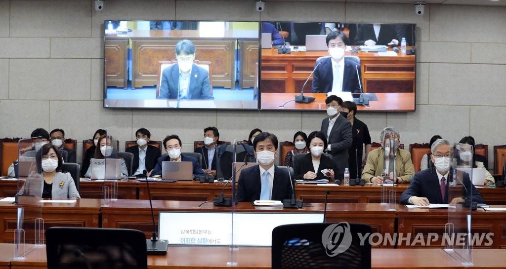 韩统一部:朝鲜以视频方式举行各种会议
