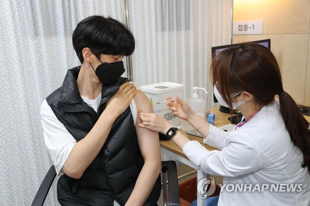 韩国奥运军团开始接种新冠疫苗