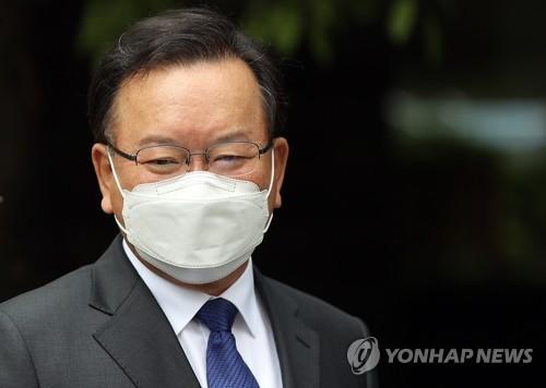 详讯:韩国国会批准任命金富谦为新任总理