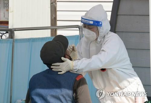 详讯:韩国新增676例新冠确诊病例 累计124945例