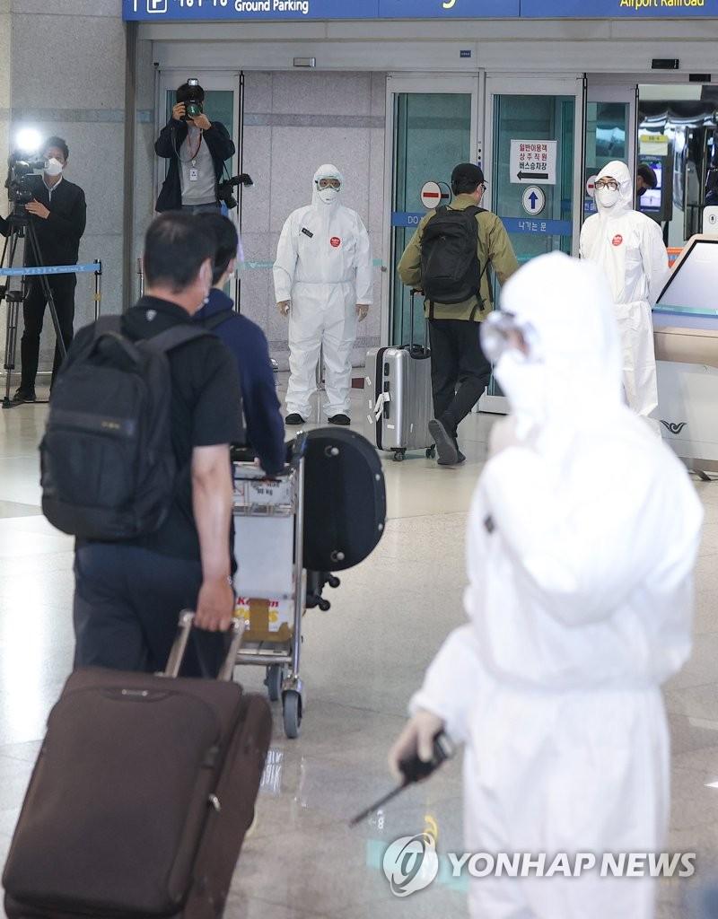 首批回国旅印韩侨172人中1人确诊新冠
