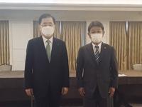 韩外交部:韩美日外长商定就美国对朝政策加强合作