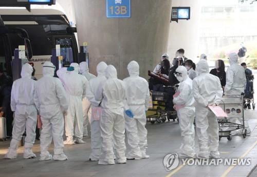 376名自印入韩人员中有11人确诊新冠
