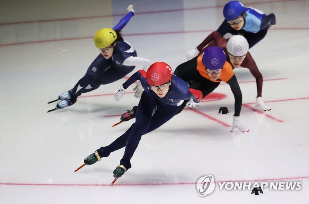 韩国短道速滑沈锡希将征战北京冬奥会