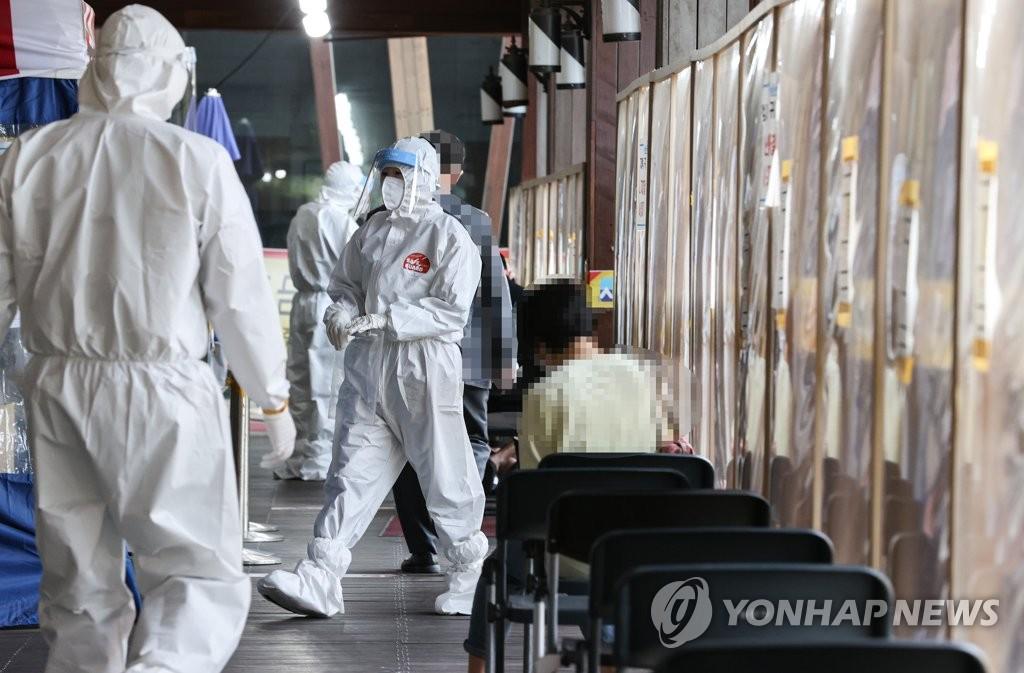 详讯:韩国新增635例新冠确诊病例 累计128918例
