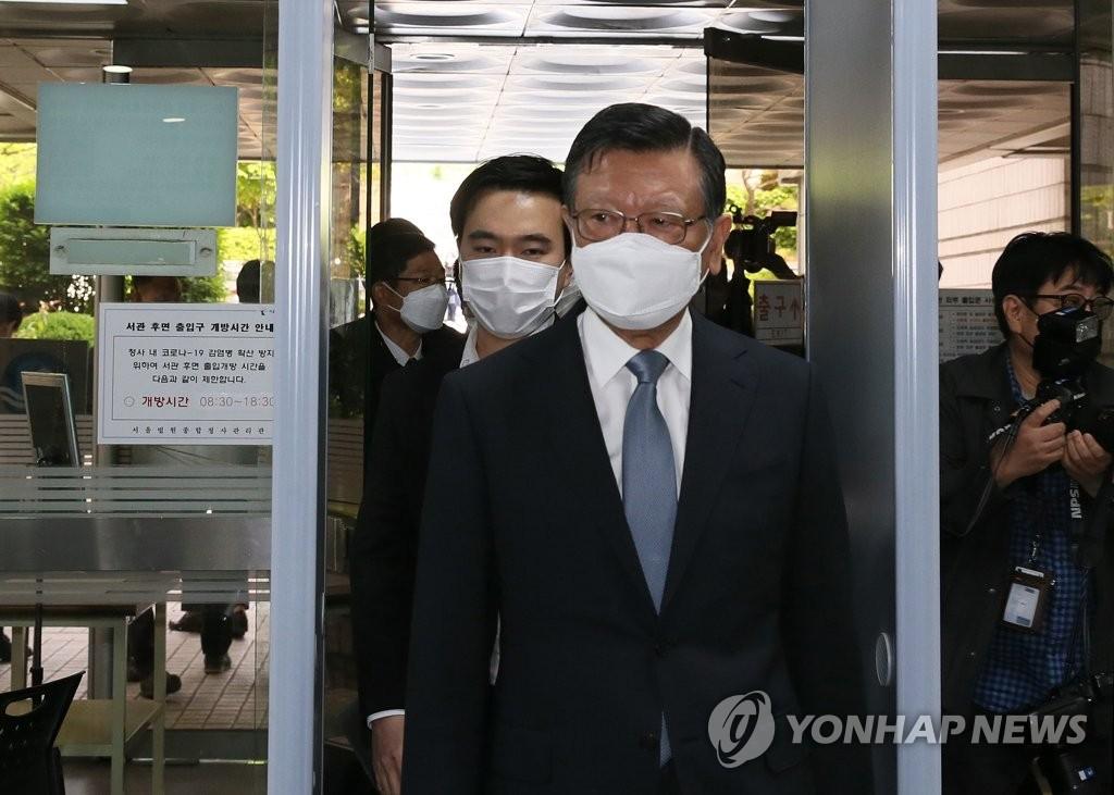 锦湖韩亚前会长朴三求涉贪污被逮捕