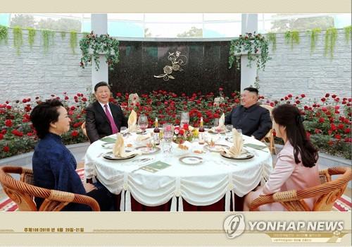 中俄领导人电贺朝鲜建政73周年
