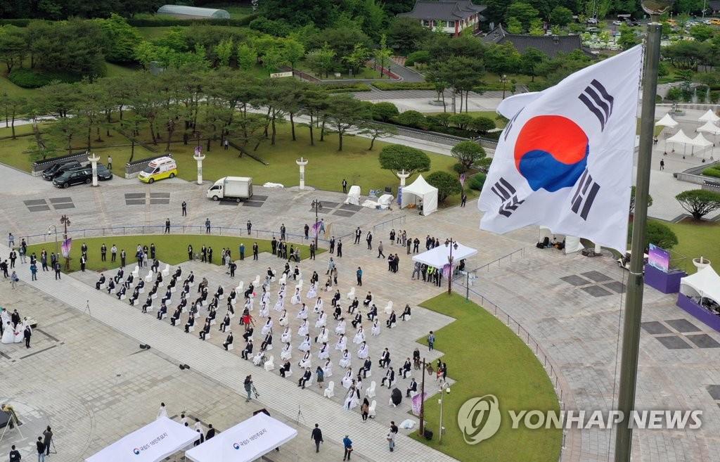 朝媒发文追悼五一八民运牺牲者