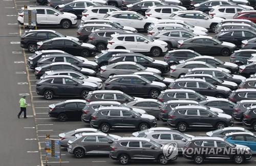 韩国五大整车厂商5月销量同比增加37.6%