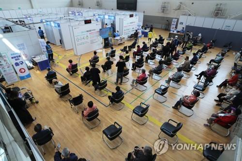韩政府将为疫苗接种人员分阶段提供奖励