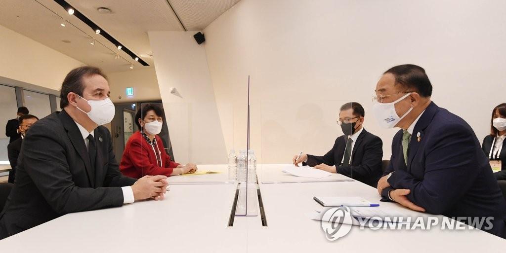 韩国将加大绿色气候基金项目参与力度