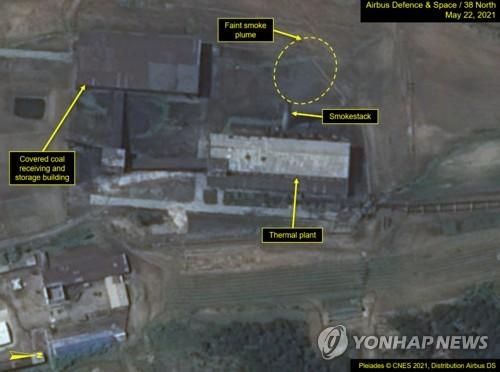 消息:朝鲜宁边核设施还在运转